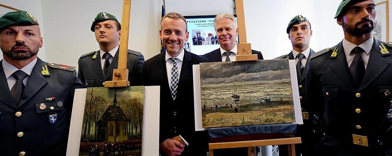 Van Gogh - Tele recuperate