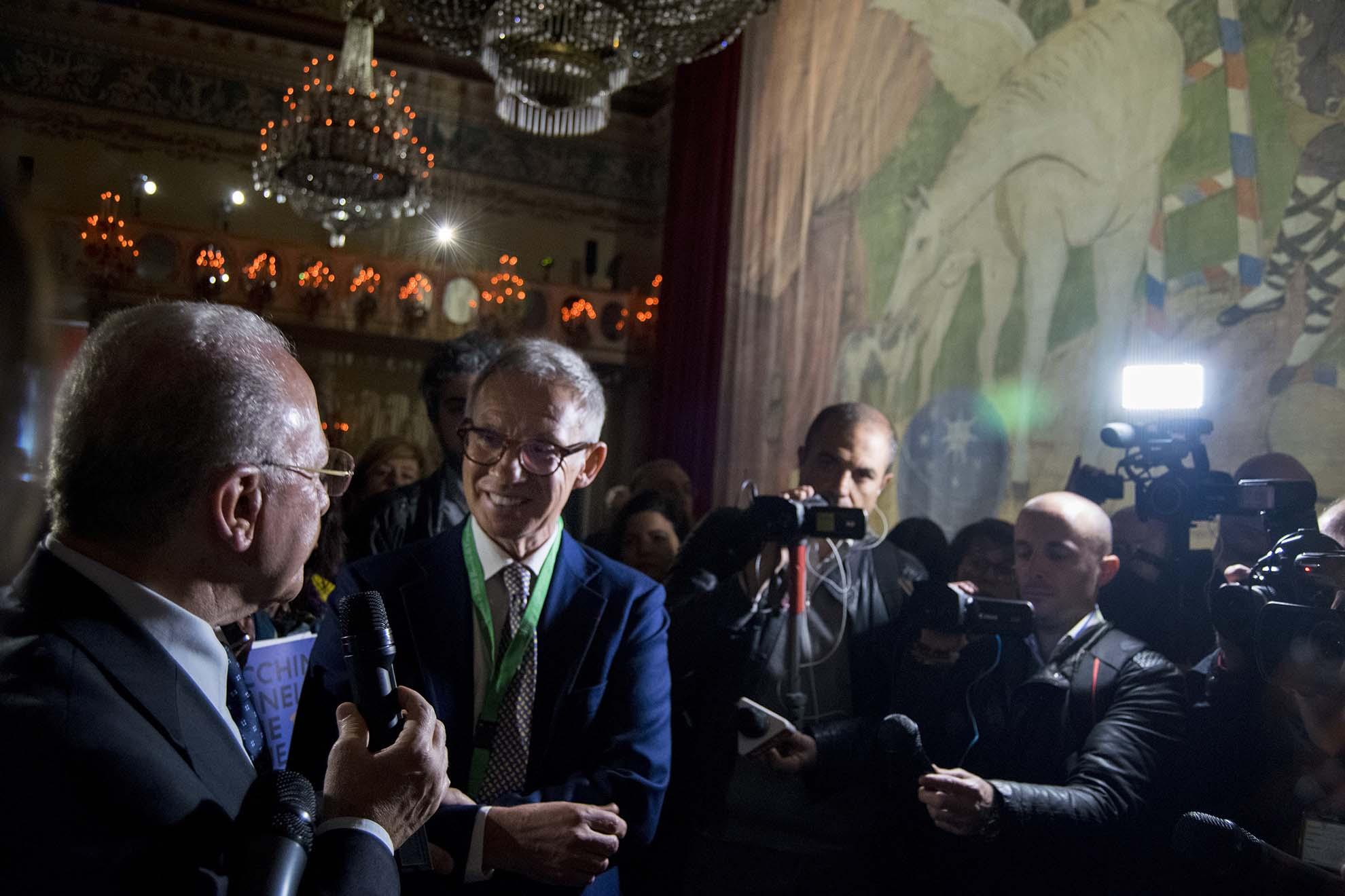 Inaugurazione mostra picasso. Foto di Alessio Cuccaro 05