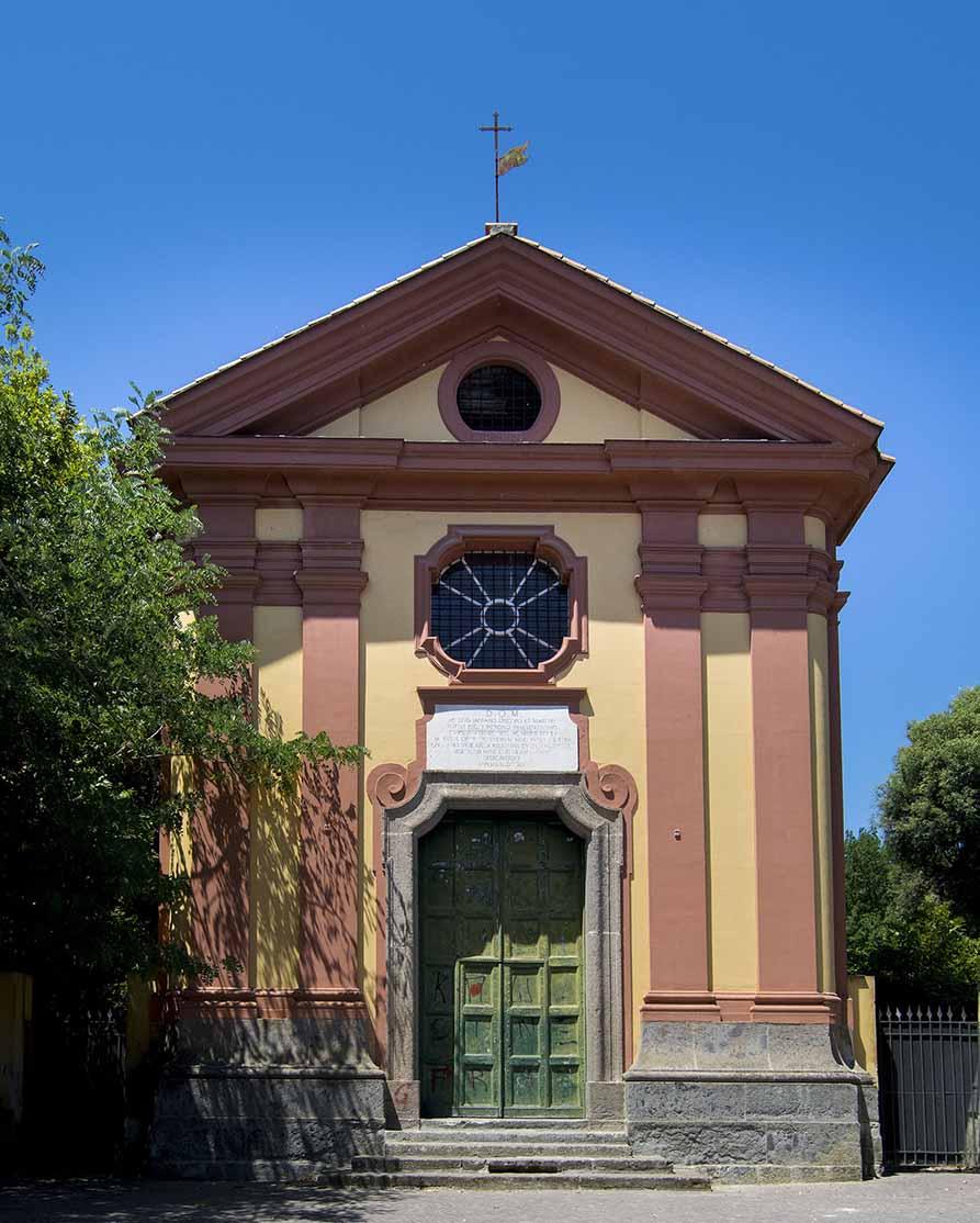 Chiesa di San Gennaro - Foto Alessio Cuccaro
