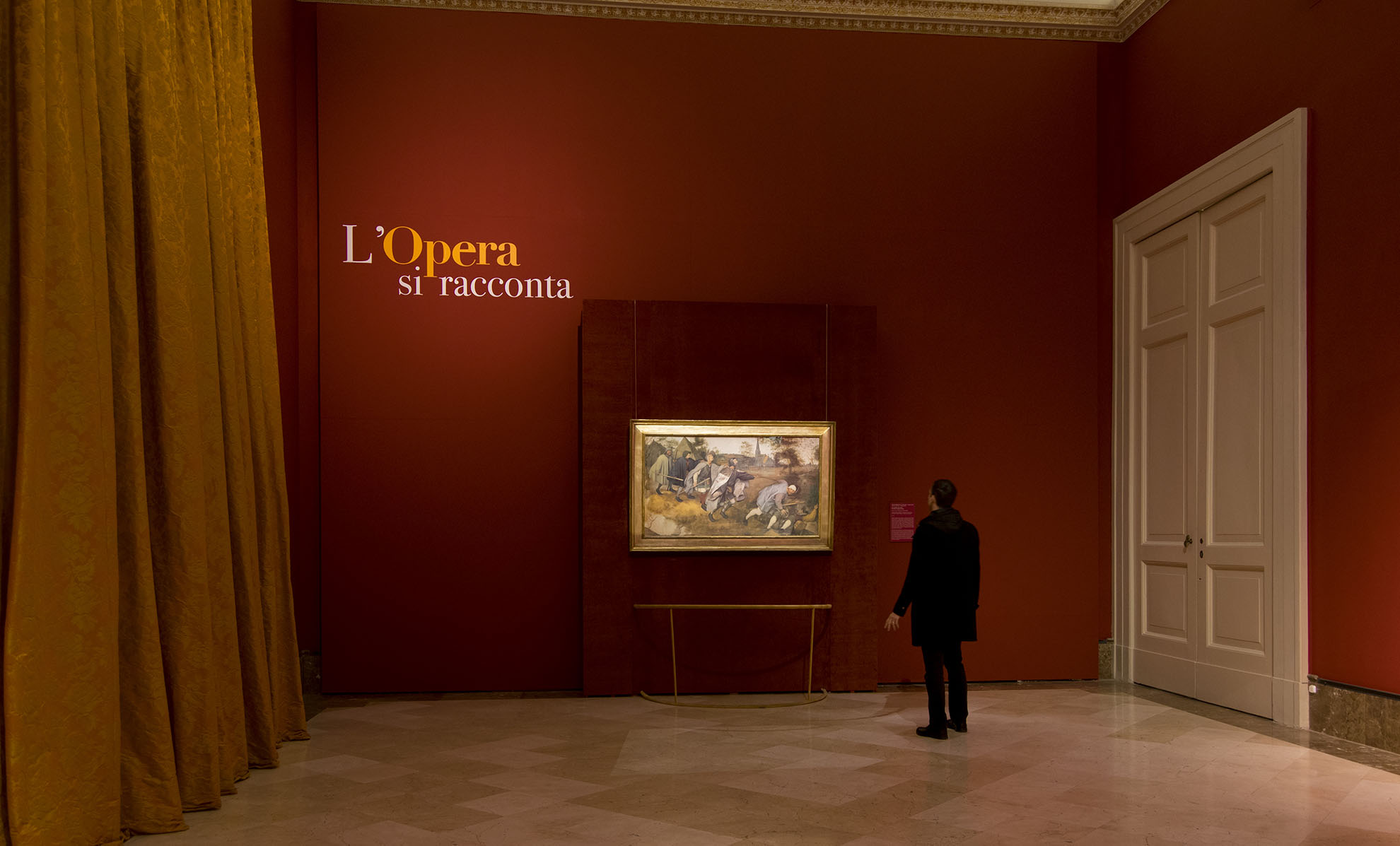 L'Opera si Racconta, Bruegel - Foto Alessio Cuccaro 01
